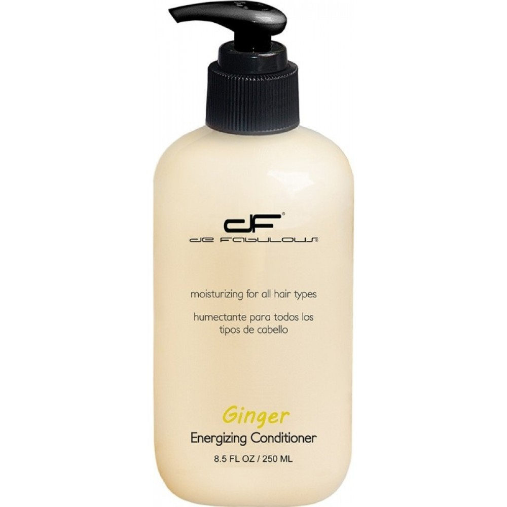 Кондиционер Amazon Series с имбирем Defabulous Ginger Energizing Conditioner